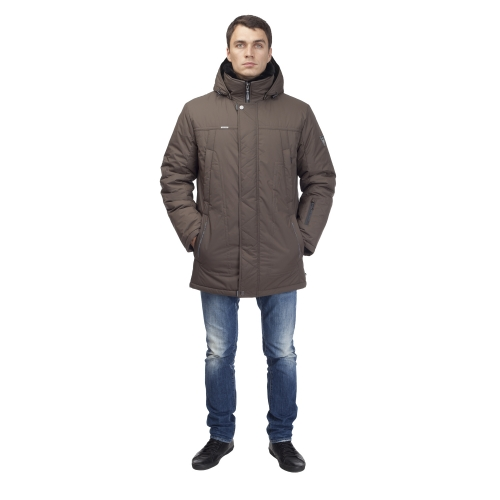 Мужская зимняя куртка Auto Jack 0456БМ