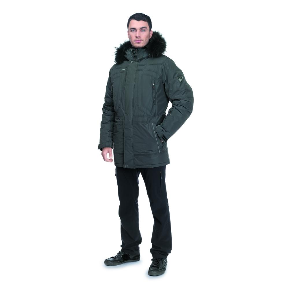 Мужская зимняя куртка Auto Jack 0347. Купить